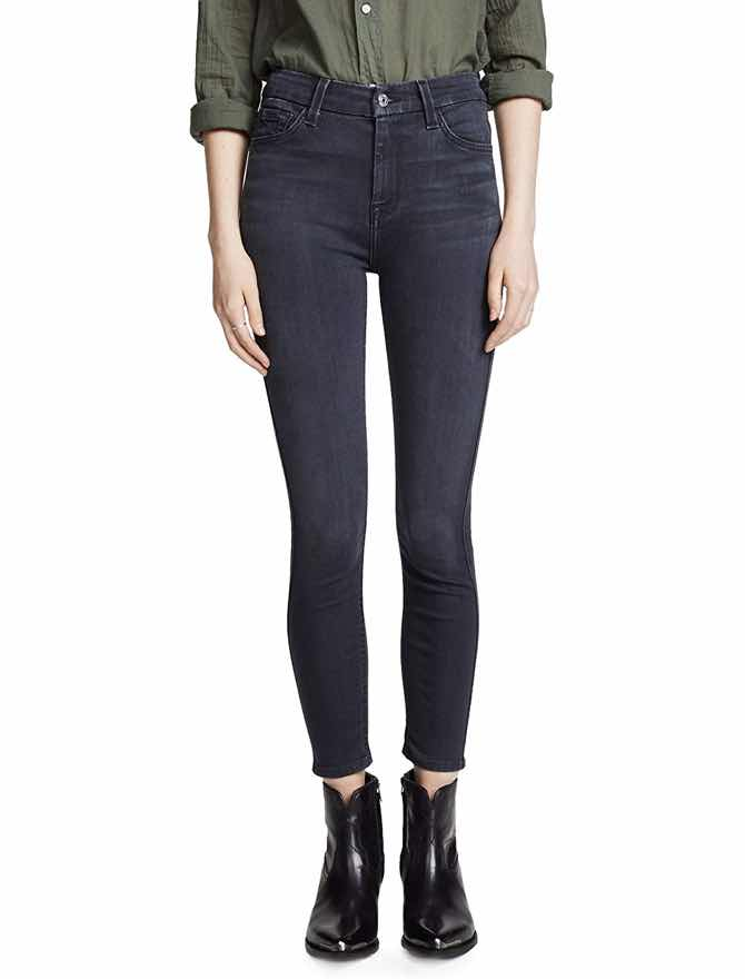 Women's The B(air) High Waisted Ankle Skinny Jeans