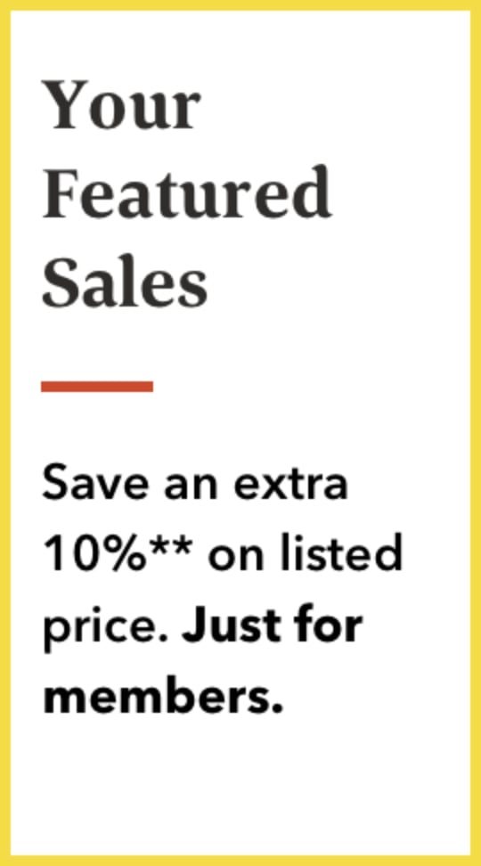 featued sales